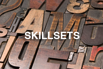 Learn more about each author's individual skill sets